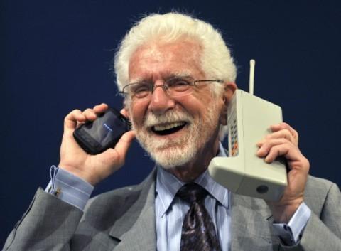 Martin Cooper, Padre del Teléfono Móvil