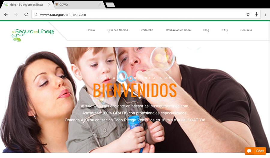 Diseño Paginas Web Tunja, Boyacá
